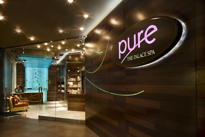 PURE, The Palace Spa